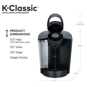 keurig classic k55