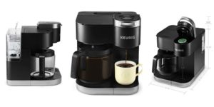 keurig dual coffee maker