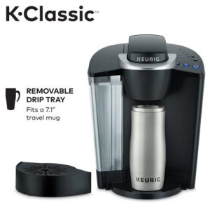 keurig k55 classic brewing system