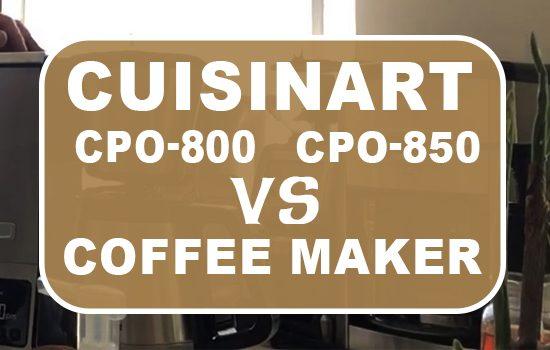 Cuisinart CPO-800) and CPO-850