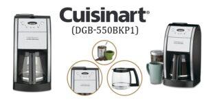 Cuisinart DGB-550BKP1