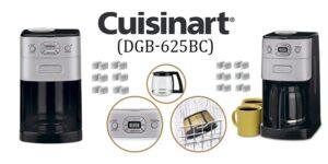 Cuisinart DGB-625BC