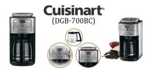 Cuisinart DGB-700BC