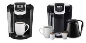Keurig K300 and K350 Coffee Makers