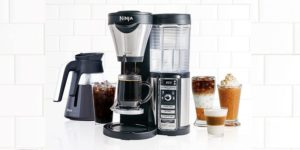 NINJA Coffee Maker Programmable Auto-IQ Review