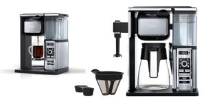 Ninja Coffee Makers 50 oz Silver