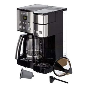 Cuisinart Ss 15 12 Cup Coffeemaker Single Serve Brewer