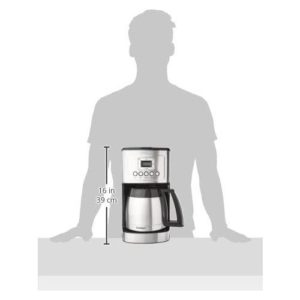 cuisinart coffee maker thermal carafe