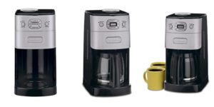 cuisinart coffee maker xname