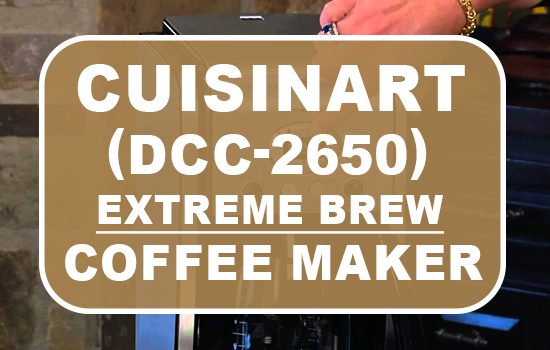 cuisinart dcc-2650 brew central 12-cup