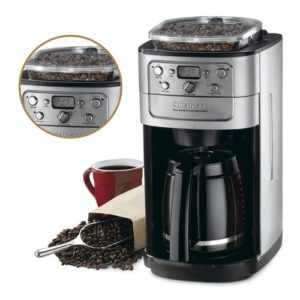 cuisinart dgb 700bc grind and brew