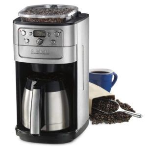 cuisinart dgb 900bc grind & brew