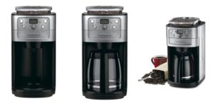 cuisinart grind and brew dgb 700bc