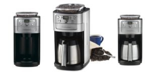cuisinart grind & brew dgb-900bc