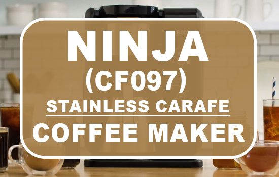 ninja coffee bar cf097