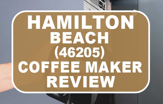Hamilton Beach 46205 Coffee Maker