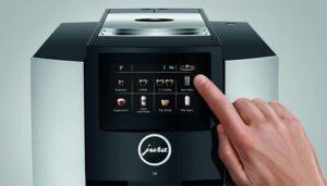 automatic coffee dispenser