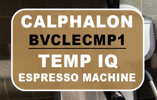 Calphalon Espresso Machine