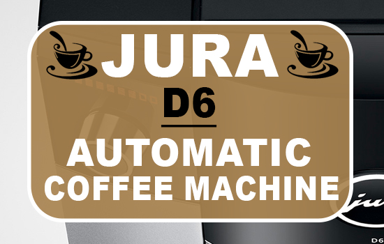 Jura D6 Coffee maker