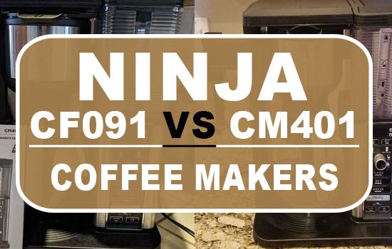 Ninja CF091 vs CM401